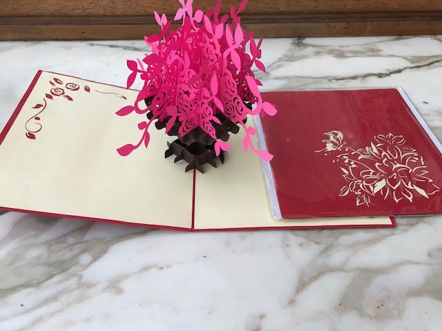 Bouquet 2€ moyenne 4€ grande (Ref : C_04G)