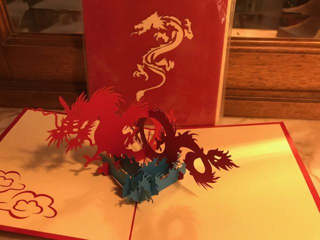 Dragon 2€ moyenne, 4€ grande (Ref : C_01C)